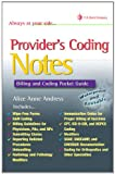 Provider's Coding Notes: Billing & Coding Pocket Guide (Davis's Notes)