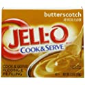 6 Pack Jell-O Cook and Serve Pudding