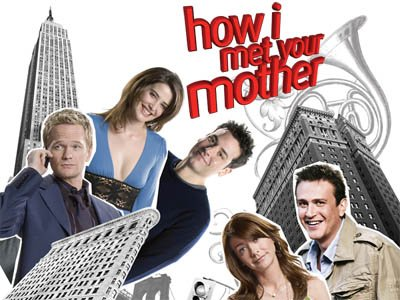 How i met your mother 2ª Temporada – BluRay 720p Dublado Download Torrent (2006)