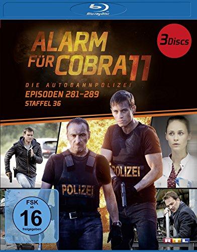 Alarm für Cobra 11 - Staffel 36 [Blu-ray]