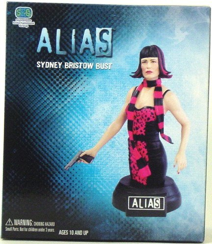 ALIAS - SYDNEY BRISTOW ROCKER GIRL MINI BUST - Buy ALIAS - SYDNEY BRISTOW ROCKER GIRL MINI BUST - Purchase ALIAS - SYDNEY BRISTOW ROCKER GIRL MINI BUST (Stevenson Entertainment, Toys & Games,Categories,Action Figures,Statues Maquettes & Busts)