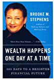 img - for Wealth Happens One Day at a Time book / textbook / text book