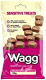 Wagg Sensitive Dry Mix Treats With Lamb and Rice 125 g (Pack of 7)