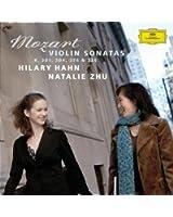 Mozart: Violin Sonatas K. 301, 334. 376 & 526