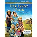 Little House on the Prairie Season 1 (Deluxe Remastered Edition Blu-ray + UltraViolet Digital Copy)