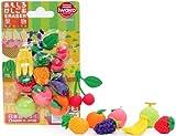 Iwako Japanese Fruit Eraser Set