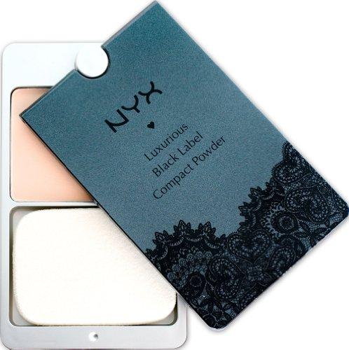 NYX Cosmetics, Black Label, Cipria, Cool Natural
