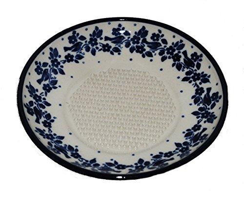 Bunzlauer-Keramik-Apfel-Ingwerreibe-B63-DS