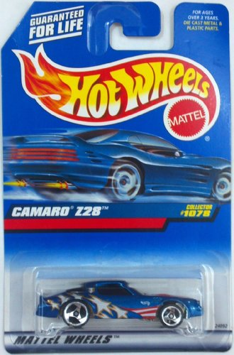 Hot Wheels Camaro Z28 #1078 Year: 1999 - 1
