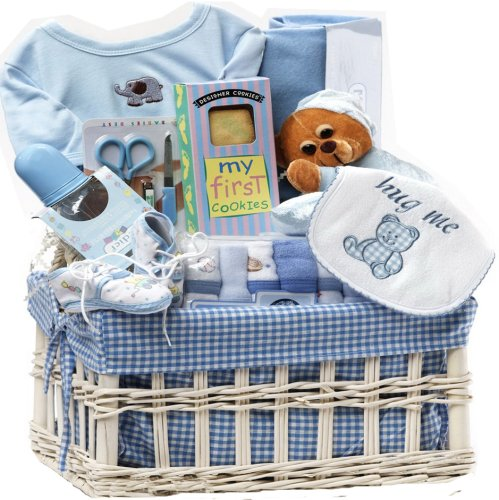 Baby Gift Hamper Delivery : Baby gift for boy art of appreciation baskets sweet