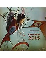 Calendrier Rébecca Dautremer 2015