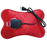 Portable Electric Hot Water Bottle - Rechargeable Heat Lasts 2 - 6 Hours
