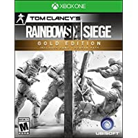 Rainbow Six Siege Gold Edition for Xbox One