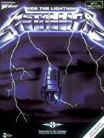 Metallica - Ride the Lightning: Guitar/Vocal/Tablature