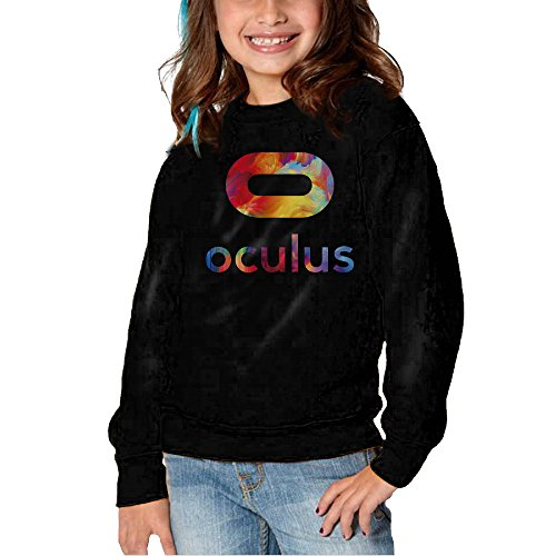 Oculus Rift Kids O-neck Pullover Hoodies 2-6 Toddler (Oculus Developers Kit compare prices)