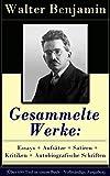 Gesammelte Werke: Essays + Aufs�tze + Satiren + Kritiken + Autobiografische Schriften (�ber 600 Titel in einem Buch - Vollst�ndige Ausgaben): Goethes Wahlverwandtschaften ... + �ber den Begriff der Geschichte und mehr