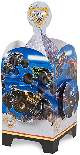 Birthday Express - Monster Jam 3D Centerpiece