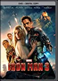 Iron Man 3 (DVD + Digital Copy)