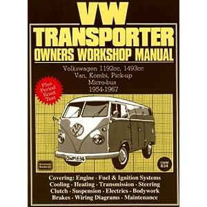 【クリックで詳細表示】VW Transporter Owners Workshop Manual: Volkswagen Van, Pick-up, 1200cc 1954-64, Volkswagen Kombi, Micro-bus, 1200cc 1954-64, Volkswagen Van, Pick-up, 1500cc 1963-67, Volkswagen Kombi, Micro (Workshop Manual Vw): R. M. Clarke: 洋書