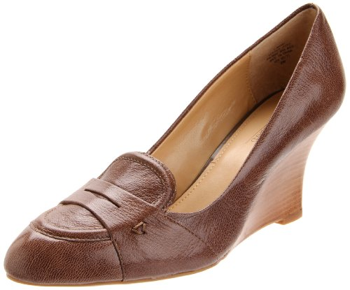 Circa Joan & David Women's Manni Wedge Pump,Stone,6 M US