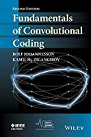 Fundamentals of Convolutional Coding, 2nd Edition Front Cover
