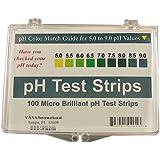 pH Test Strips by Vaxa -100 Strips