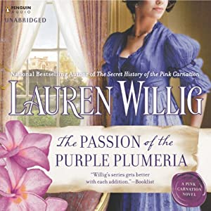 The Passion of the Purple Plumeria Audiobook