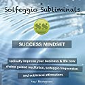 Success Mindset, Radically Improve Your Business & Life Now: Chakra Guided Meditation, Solfeggio Frequencies & Subliminal Affirmations - Solfeggio Subliminals Speech by  Solfeggio Subliminals Narrated by Kev Thompson