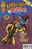 SABRETOOTH AND MYSTIQUE #1-4 complete story (MYSTIQUE & SABRETOOTH (1996 MARVEL))