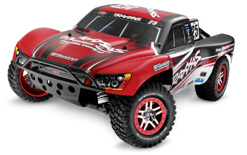 Traxxas RTR 1/10 Slash 4X4 VXL 2.4GHz with 7 Cell Battery and Charger