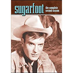Sugarfoot: The Complete Second Season