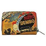 Disney Dumbo Portefeuille pour Femme Pochette Porte monnaie