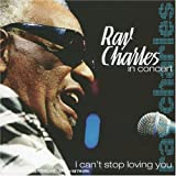 echange, troc Ray Charles - I Can'T Stop Loving You
