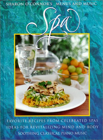 Spa (Menus and Music) (Sharon O'Connor's Menus and Music)