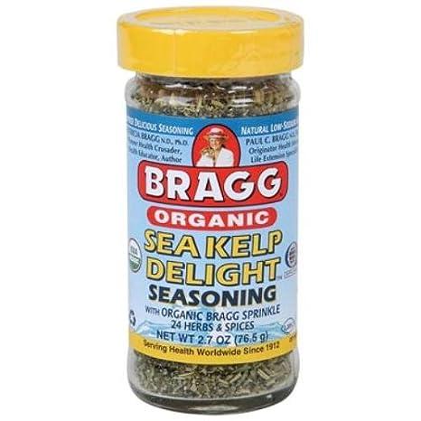 Отзывы Bragg S ea Kelp Delight - 2.7 oz