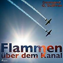 Flammen über dem Kanal Hörbuch von Desmond G. Sullivan Gesprochen von: Robert Frank