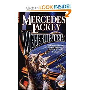 Werehunter by Mercedes Lackey and Bob Eggleton