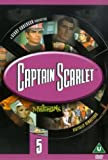 Captain Scarlet And The Mysterons: 5 [DVD] [1967]