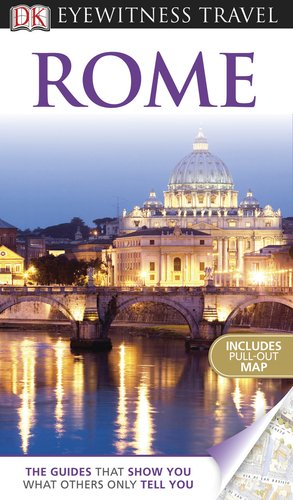 Dk Eyewitness Travel Guide: Rome front-1013435