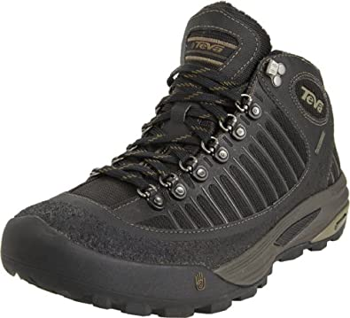 Buy Teva Mens Forge Pro Winter Mid Insulated Waterproof Hiking Boot by Teva