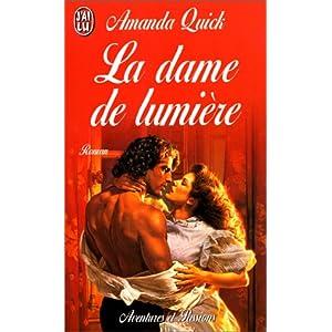 La dame de lumiere d'Amanda Quick 519E32F5K7L._SL500_AA300_