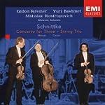 Schnittke: Concerto for Three / Strin...