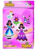 Hama - 3427 - Loisirs Créatifs - Perles et Bijoux - Petite Boîte - Mobile Princesse