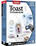 Roxio Toast 5 Titanium [OLD VERSION]