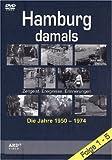 Hamburg damals - Die Jahre 1950-1974 [5 DVDs]