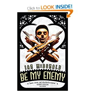 Be My Enemy (Book Two of the Everness Series)