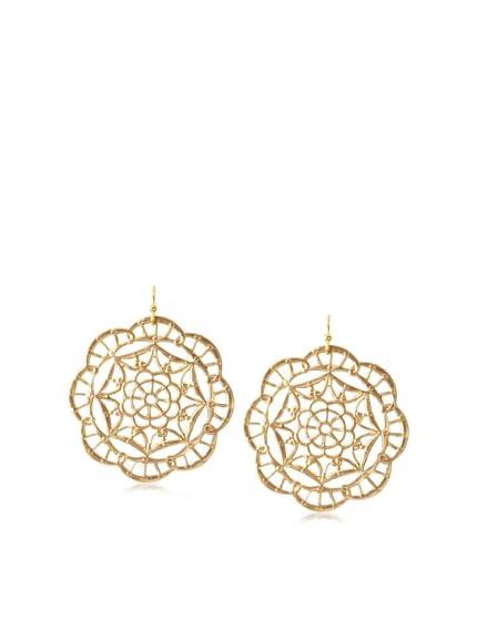 Eddera Web Earrings