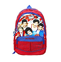 Shopaholic Famous Music Band Featured School Bag Pack For Youngsters