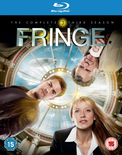 Fringe - Season 3 [Blu-ray] [2011] [Region Free]