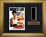 Bruce Lee - The Way of the Dragon - Framed filmcell picture (g)